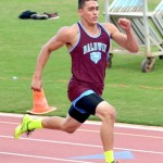 Mission Accomplished for Baldwin Boys Track Team