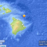 No Tsunami After 4.2 Hawaiʻi Earthquake