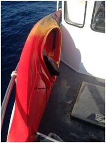 Photo courtesy Coast Guard via Michael Elam.