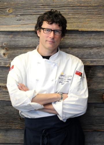 Chef Jamie Kennedy. Courtesy image.