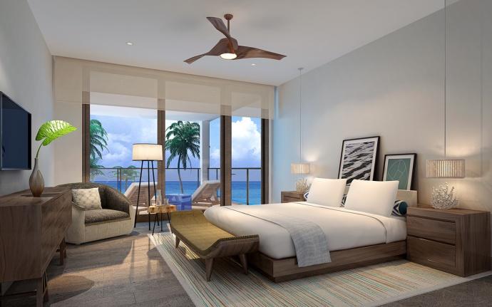 Andaz Maui At Wailea Villa Master Bedroom Courtesy Photo