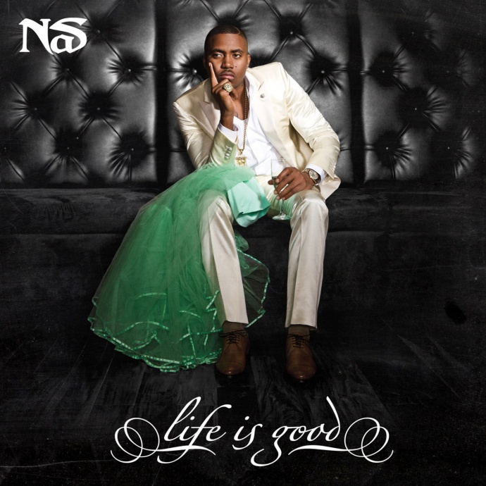 Nas' 10th album - Life is Good - was recently released.