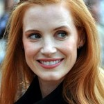 Jessica Chastain at the 2012 Cannes Film Festival. Photo courtesy Wikipedia.