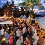 The Kapalua Food and Wine Festival circa  2012. Courtesy photo
