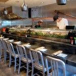 Nuka, a new Japanese style restaurant in Haiku, features a sushi bar. Courtesy photo.