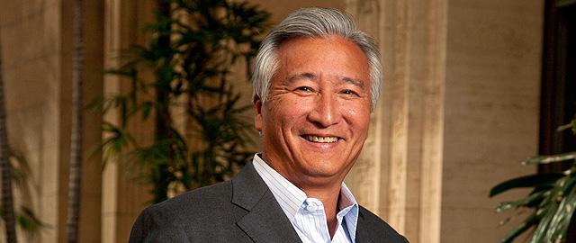 Stanley M. Kuriyama, chairman of the board and chief executive officer, Alexander & Baldwin. Courtesy photo.