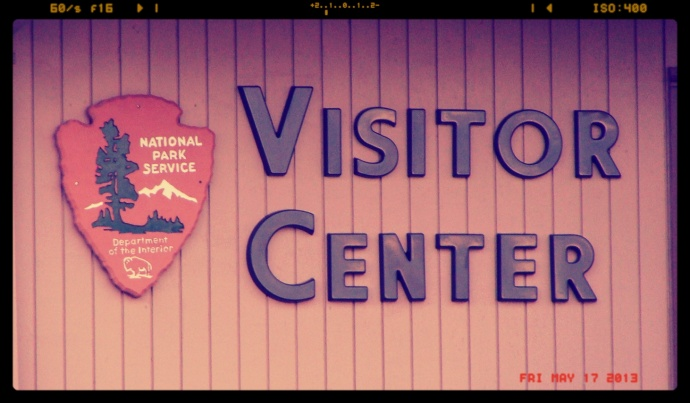 Haleakalā Visitor Center, file photo by Wendy Osher.