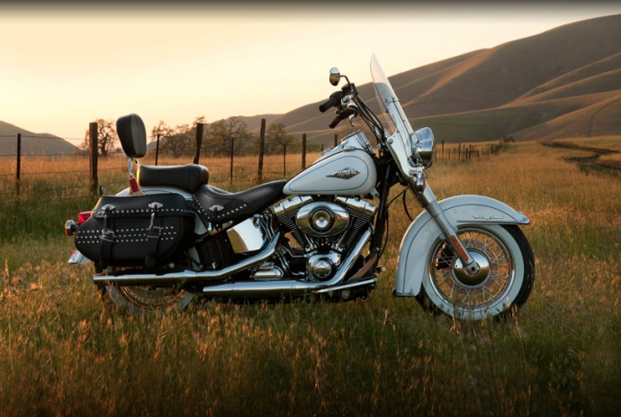 Photo courtesy Harley Davidson.