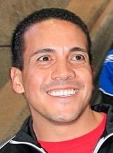 Hawaii All-Star Cheerleaders head coach Kealii Molina. File photo by Ben Jaun.