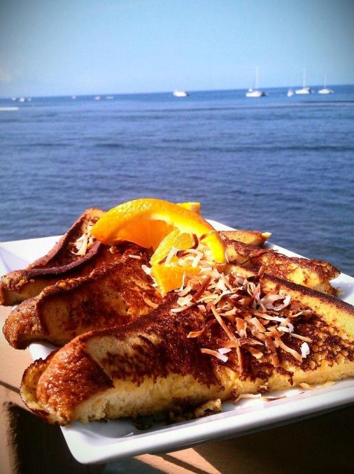 Koa's Seaside Grill will feature the breakfast from The Gazebo in Napili. Courtesy photo.