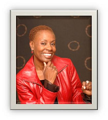 Empowerment speaker and former CNN news anchor Sharon Frame. Courtesy photo.