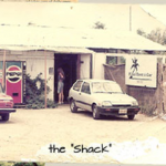 "Kihei Rent A Car ""the shack"" in 1990 when it first opened. Courtey photo."