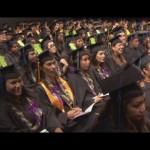 UHMC 2013 spring graduation. Courtesy image.