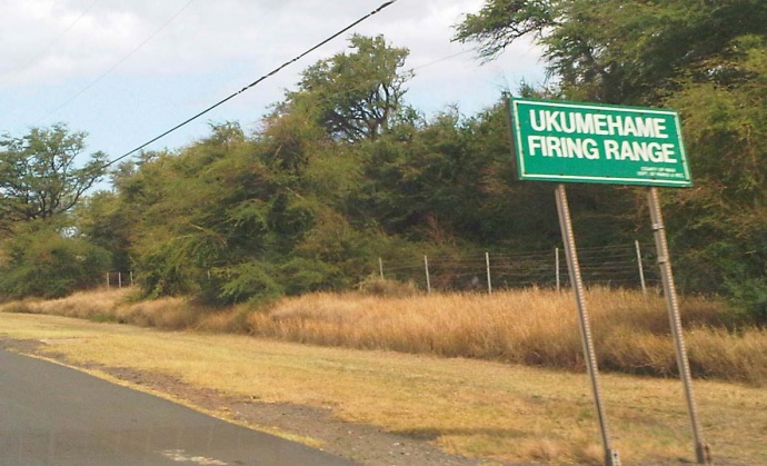 Ukumehame Firing Range, file photo by Wendy Osher.