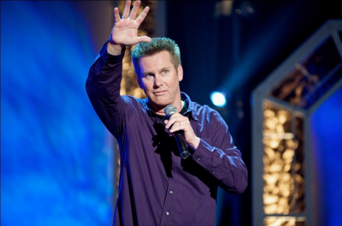 Comedian Brian Regan. Photo courtesy Brian Friedman.