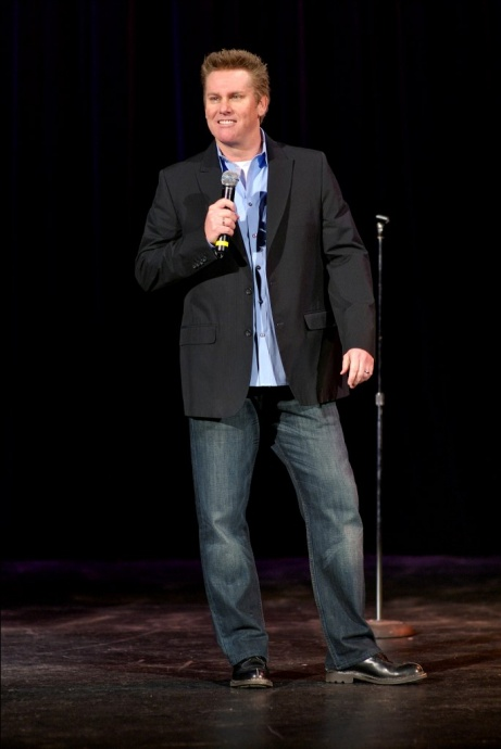 Comedian Brian Regan. Photo courtesy Brian Friedman