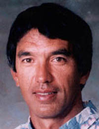 Nainoa Thompson. Photo courtesy University of Hawaii.