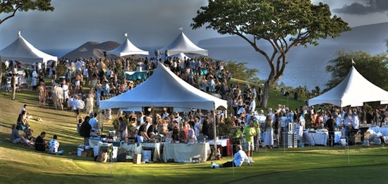 The 2012 Taste of Wailea. Courtesy photo