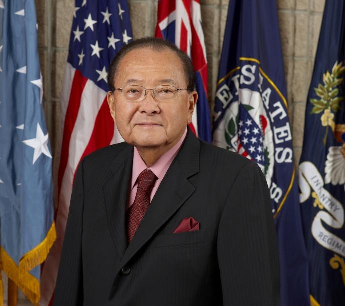 Late US Sen. Daniel Inouye. Photo courtesy, US Army Pacific.