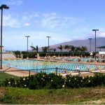 The Kihei Aquatic Center. Photo courtesy Maui County