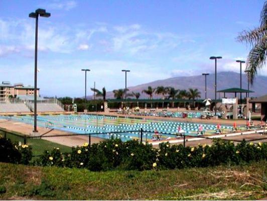 The Kīhei Aquatic Center. Photo courtesy Maui County