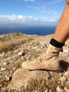 The Kingetics combat boot. Courtesy photo.