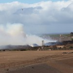 Central Maui Landfill fire, Sunday, June 2. Photo by Kevin John Olson.
