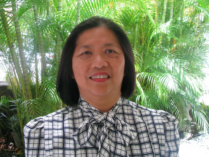 Florentina R. Salvail, M.Sc. chief, Health Risks Epidemiology and Surveillance Section Home of BRFSS and DISI. Courtesy photo.