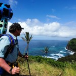 Google Street View Teams with Business to Track Maui Hikes