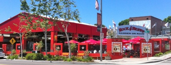 The current Rock and Brews bar in El Segundo, California. Courtesy photo.