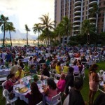 Last year's Hawaii Food and Wine Festival in Oahu. Photo courtesy Hawaii Tourism Authority.