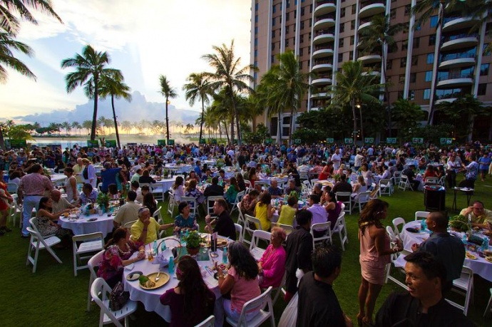 Maui Now : Hawaii Food and Wine Festival Adds Maui Event