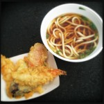 The Tempura Udon. Photo by Vanessa Wolf