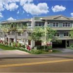 Rendering image, courtesy Habitat for Humanity, Maui.