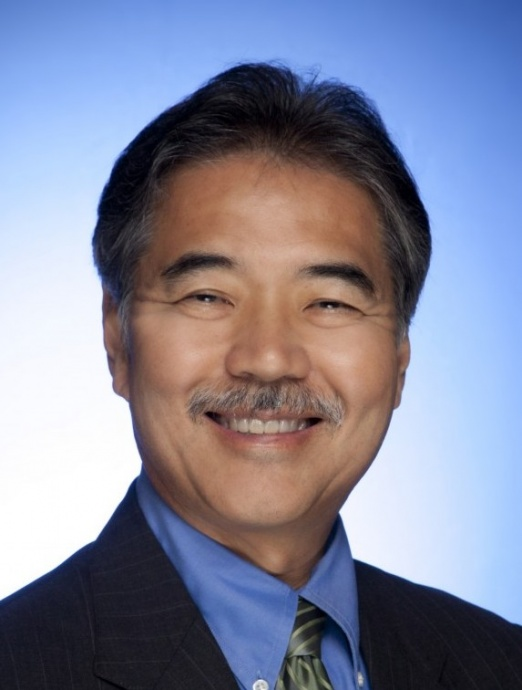 State Senator David Ige. Courtesy photo.