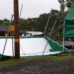 East Maui Hāna Town Storm Impacts 7/29/13. Photos courtesy Jo-Lei Redo