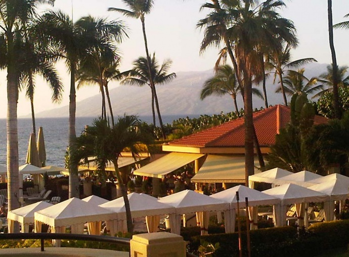 Four Seasons Resort Maui at Wailea, photo by Wendy Osher.