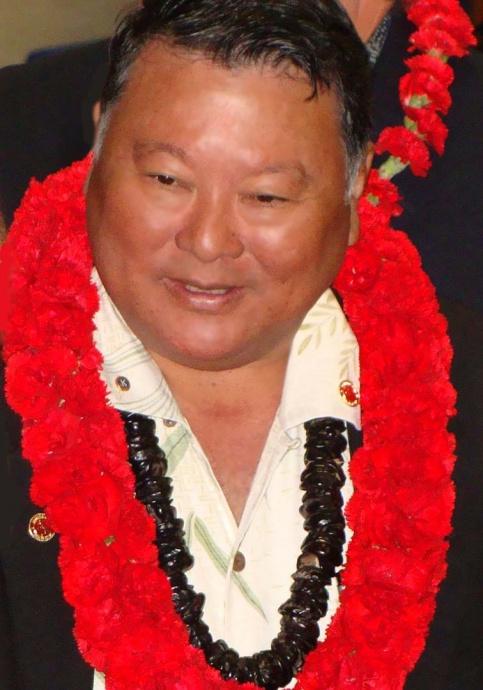 Maui Mayor Alan Arakwa, file photo by Wendy Osher.