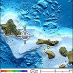 Oahu Earthquake, 7/29/2013. Image courtesy Pacific Tsunami Warning Center.