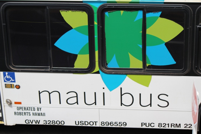 West Maui Road Reopening Announced; Bus Route to Resumes