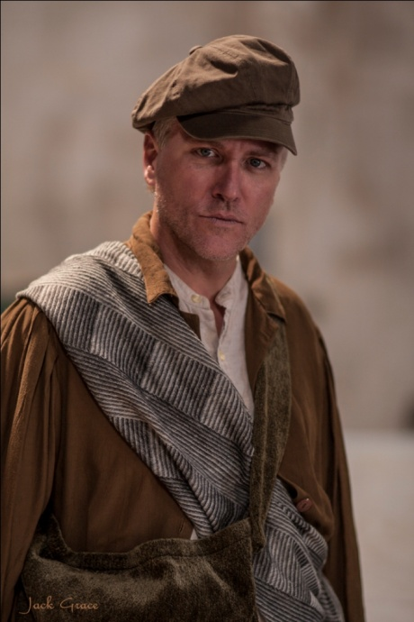 Jim Price as Jean Valjean. Courtesy photo