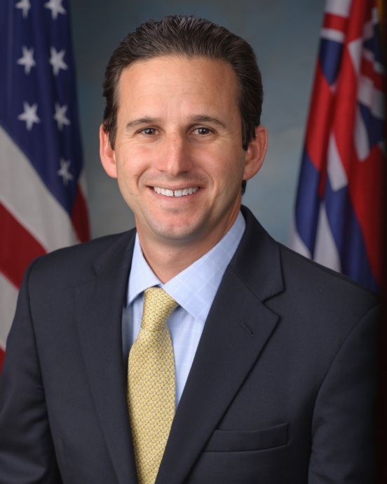 US Senator Brian Schatz. Courtesy photo.