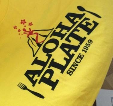 Aloha Plate. Photo courtesy Aloha Plate Truck Page facebook acct.
