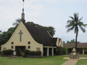 Wai'ola Church. Photo courtesy Wikipedia
