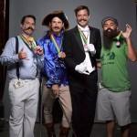 4 Maui Men Win Mainland Beard and Moustache Titles