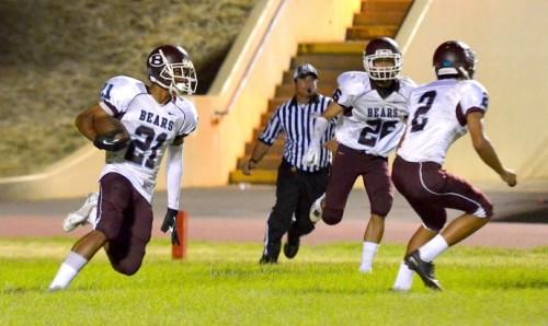 Baldwin defensive back