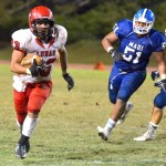 Lunas Cap First Round With Rout of Maui High
