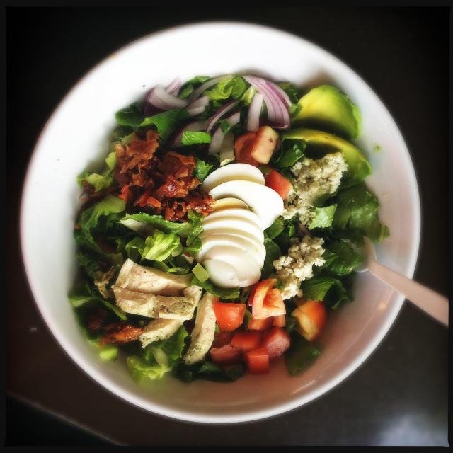 The Cobb Salad. Photo by Vanessa Wolf