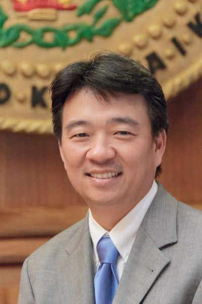 Lt. Governor Shan Tsutsui. Courtesy photo.