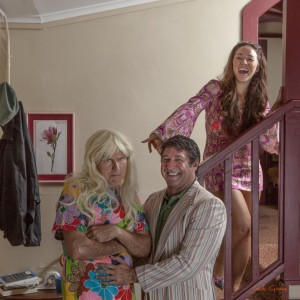 A scene from Love, Sex and the IRS. Courtesy photo
